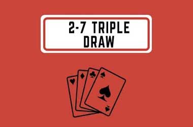 2 7 Triple Draw Poker