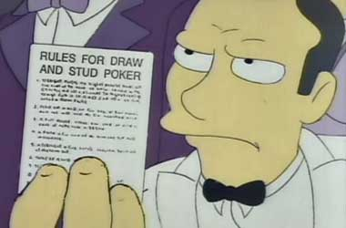 draw and stud poker rules