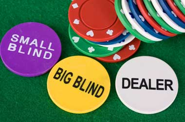 Dealer, Big Blind and Small Blind